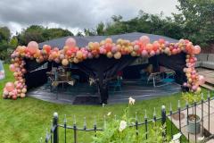 Balloons-gazebo