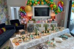 Safari themed picnic