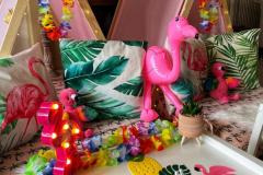 Tropical Flamingo 1