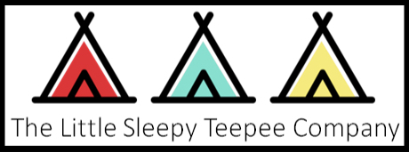 The Little Sleepy Teepee Company Ltd. Logo